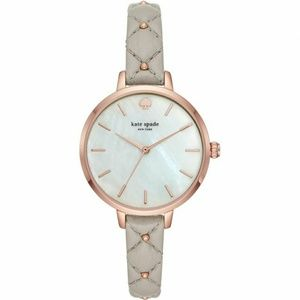 Kate Spade New York Metro Quilted Women's Watch